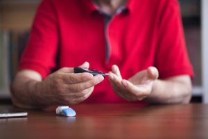 People with diabetes face a higher risk of mouth cancer