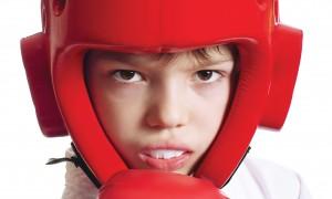 Sportsman boy