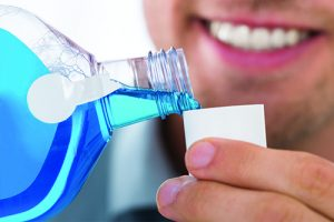 Mouthwash use may increase risk of diabetes