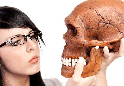 Teeth help change how we view elderly people historically