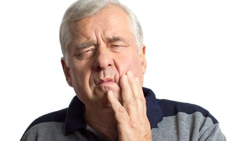 What causes periodontitis?