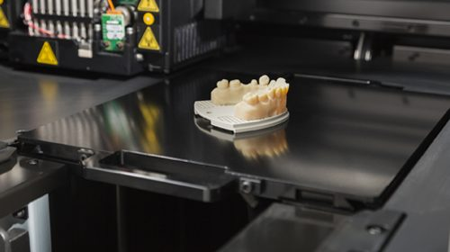 Drug-filled, 3D-printed dentures could fight infections