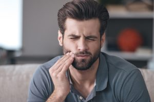 Antibiotics and toothaches