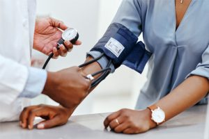 Gum disease linked with high blood pressure
