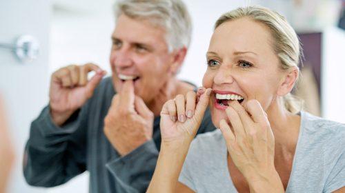 Keeping gums healthy