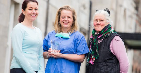 Dentists receive high praise from patients at Sensodyne Sensitive Dentist Awards