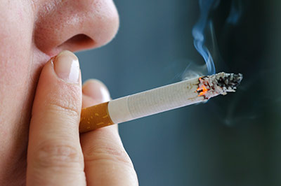 Smokers' mouths primed for disease, says study