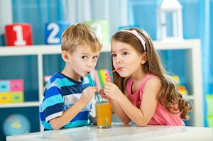 Fizzy drinks and juice, the biggest culprits in dental erosion