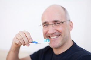 Male hormone linked with gum problems