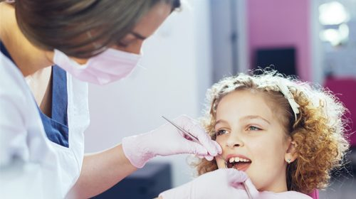 Evidence shows children strongly benefit from sealants