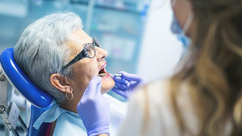 History of gum disease increases cancer risk in older women
