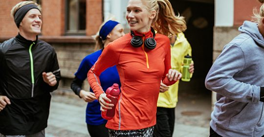 Runners more prone to dental problems