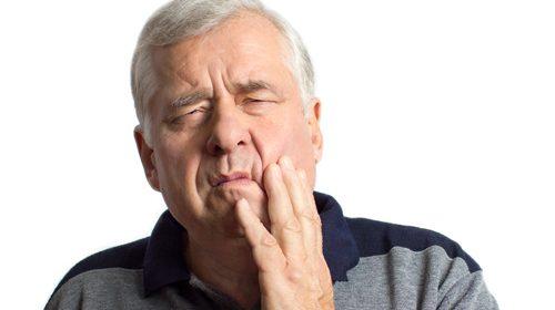 What causes periodontitis?